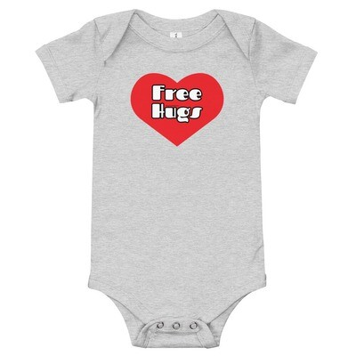 Hugs - sleeve one piece