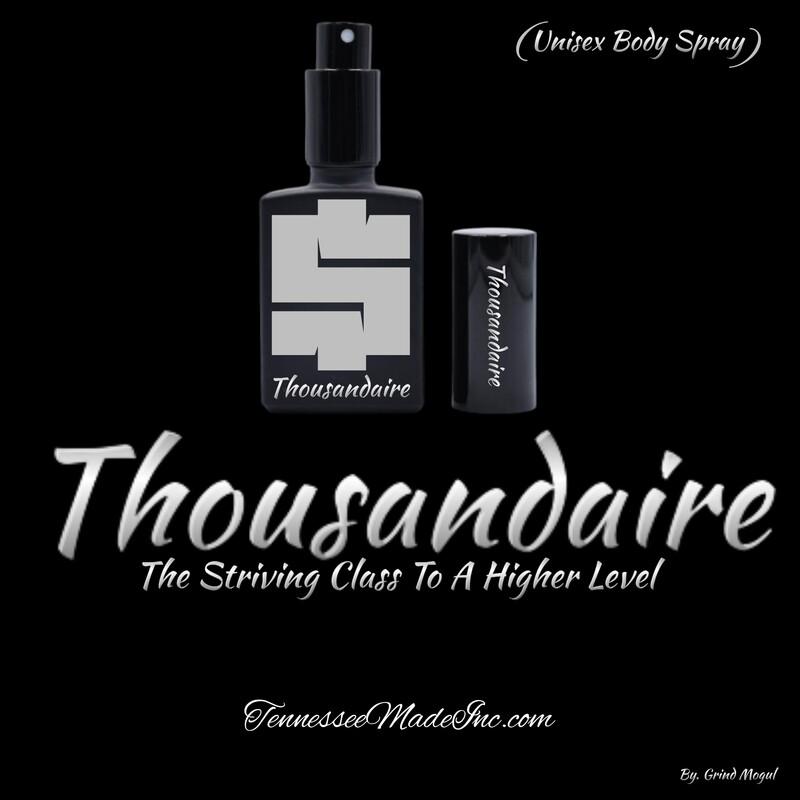 """Thousandaire"" Body & Air Freshener"