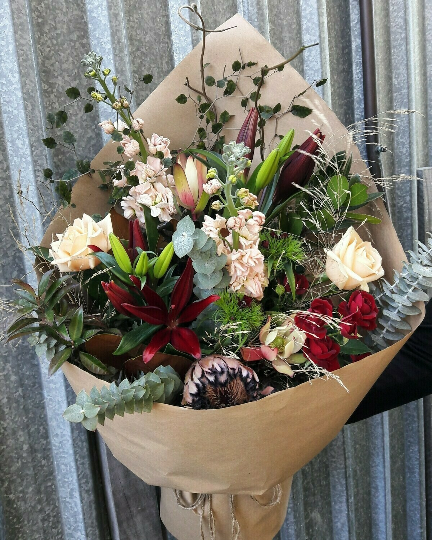 Bouquet Moody Nudy
