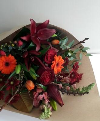 Bouquet Autumnal