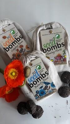 NZ Seed Bombs