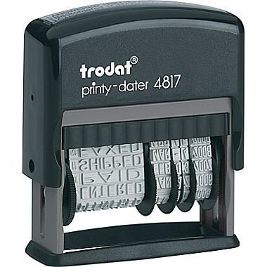 Trodat Printy 4817 Dater