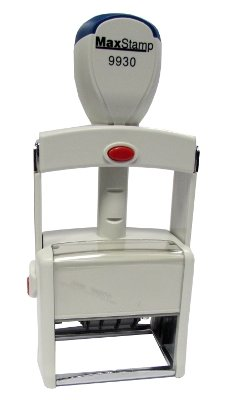 Automatic Dater Stamp 54 x 31mm