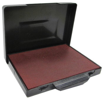 Red Ink Pad (For High Impact stamp)