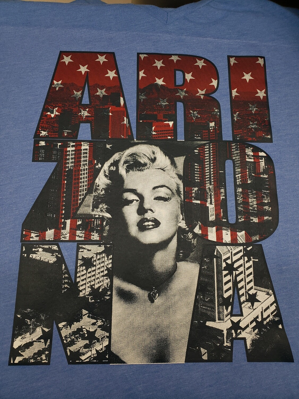 Marilyn Monroe Design AZ