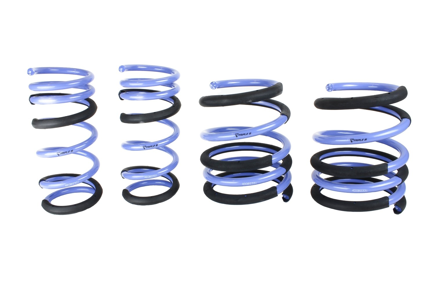 Mazda 3 4dr Sedan 14-18 Triple S Lowering Spring