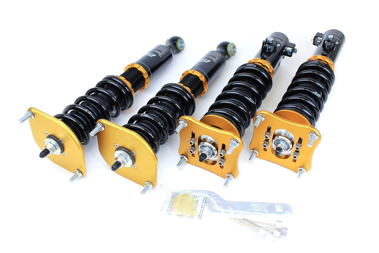 Mazda RX7 FC Chassis (86-91) ISC N1 V2 Coilover Suspension