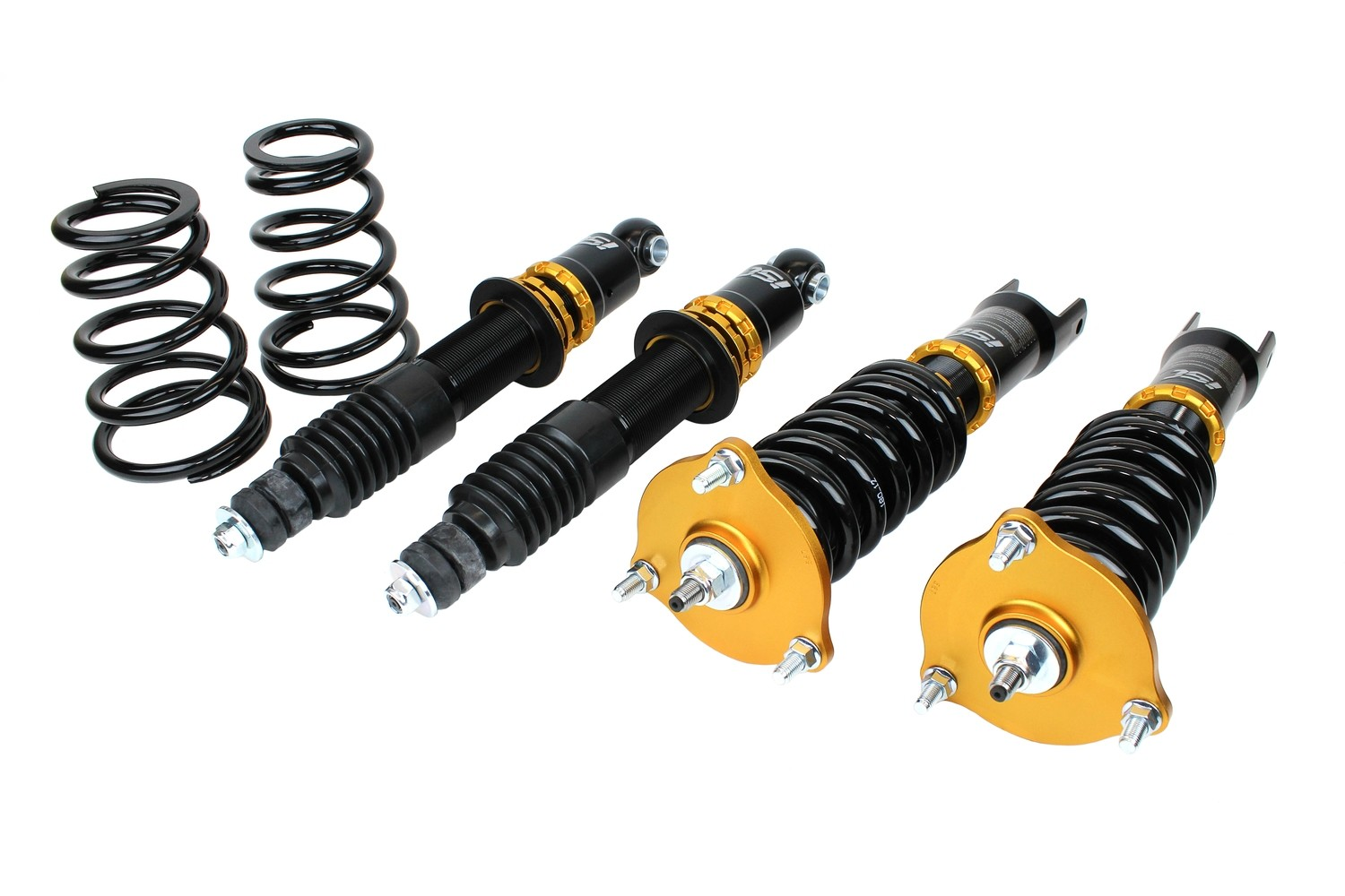 CLEARANCE: Mazda Miata ND Chassis 16+ ISC Basic Coilover Suspension- STREET SPORT ONLY