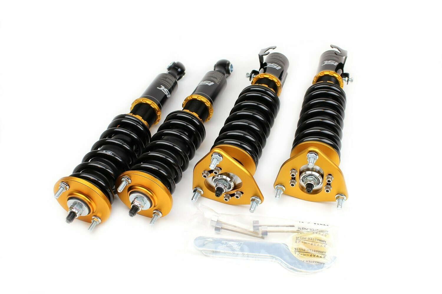 Nissan S14 Silvia 95-98 ISC N1 V2 Coilover Suspension
