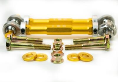 ISC Subaru Rear Adjustable Toe Arms
