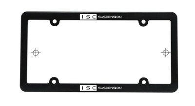 ISC Plate Frame