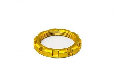 Small Gold Locking Collar