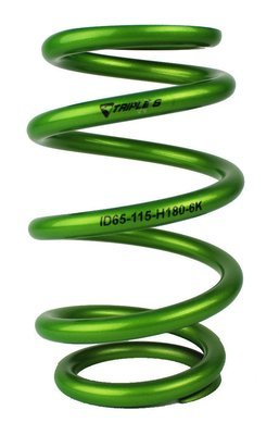 Triple S Cone Spring ID70 OD85 180MM 8K