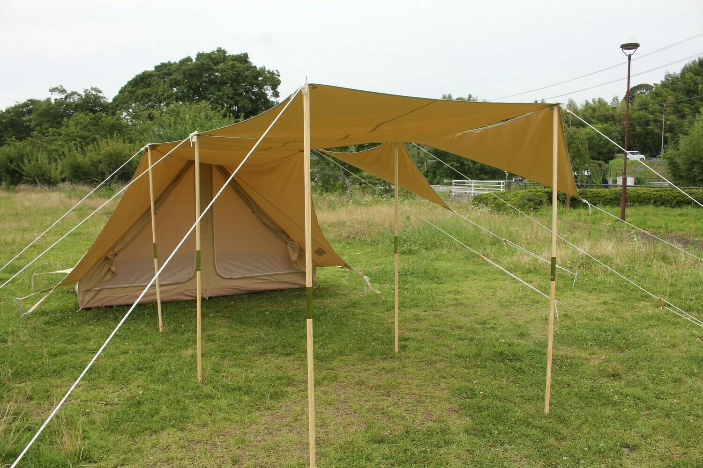 パジャマムーンセレクト 第四弾 The Vintage Tent company ヴェドウィンテント