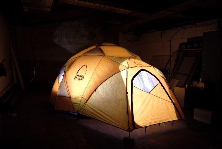 委託商品 SIERRA DESIGNS MOTHERSHIP 8 幻のドームテント