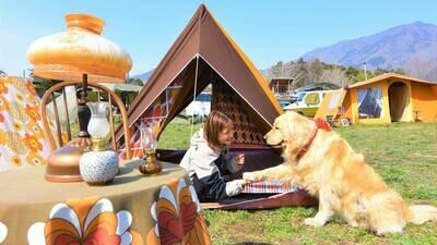 パジャマムーンオリジナル リトルウイング3 A型テント ヴィンテージテント