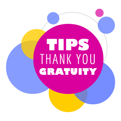 Add Tip or Gratuity