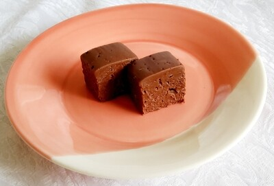Chocolate fudge, Marlborough sea salt   210g