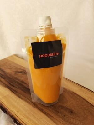 Pumpkin soup, 4 x 100ml pouches