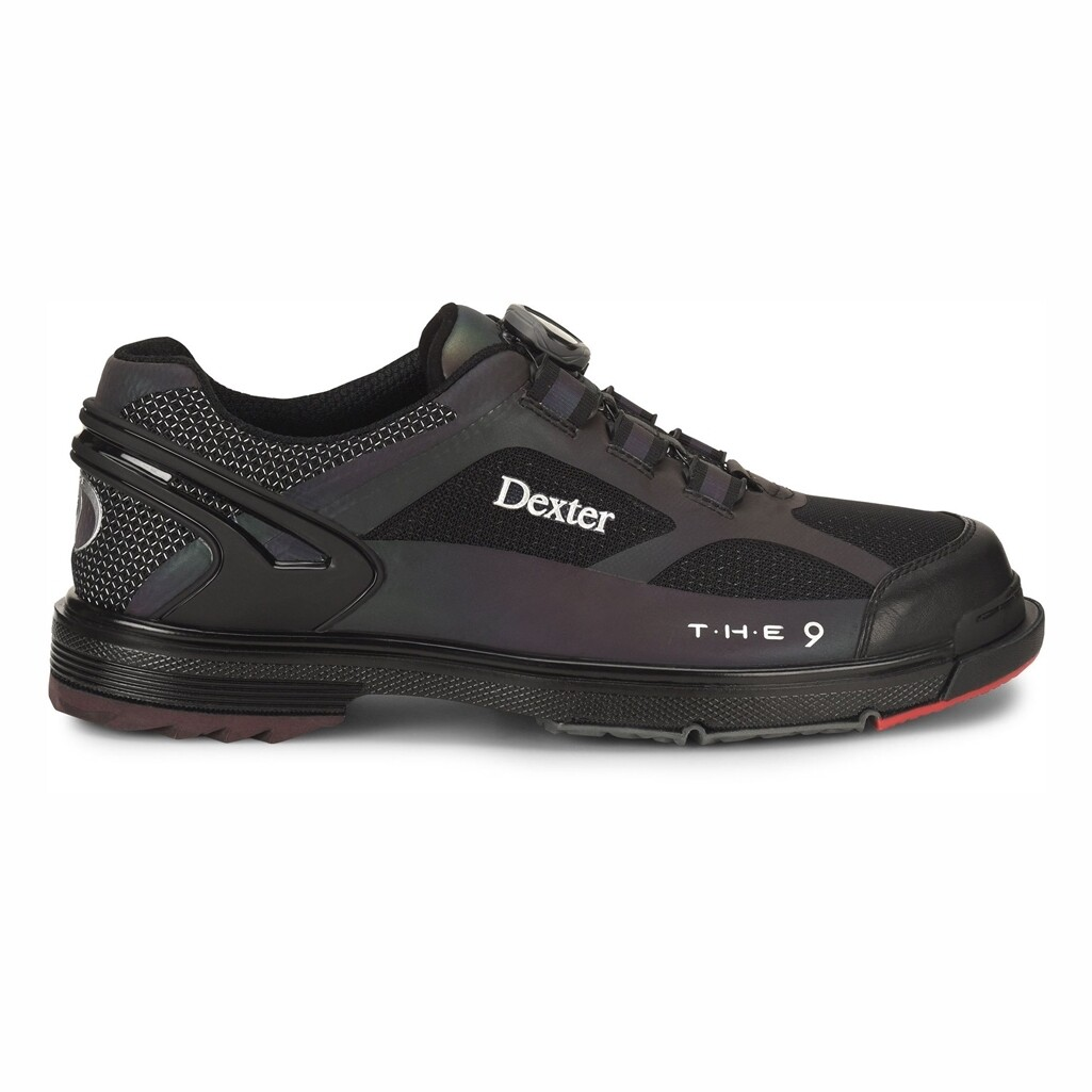 Dexter THE 9 HT BOA Color Shift Mens Bowling Shoes