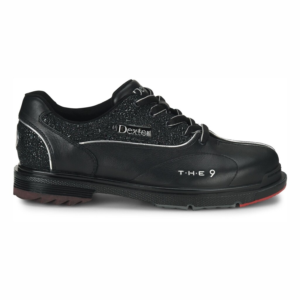 Dexter THE 9 Black Jewel Womens Bowling Shoes