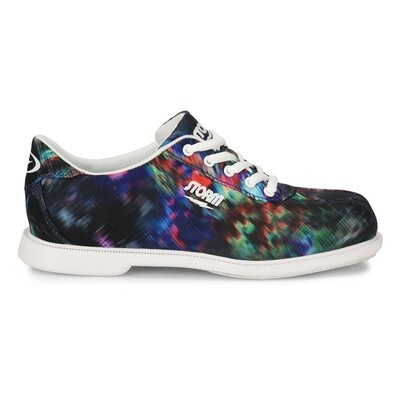 Storm Skye Black/Blue Womens Bowling Shoes