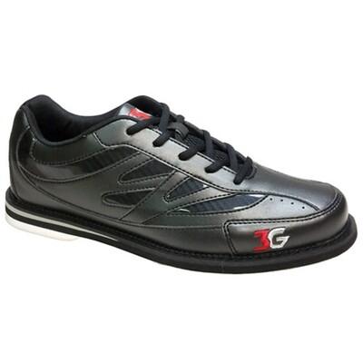 3G Cruze Black Bowling Shoes