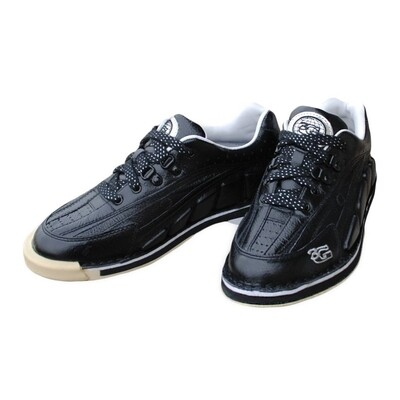 3G Tour Ultra Black Right Handed Mens Bowling Shoes