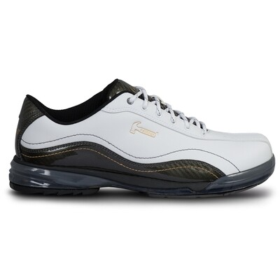Hammer Force White Mens Right Handed Bowling Shoes