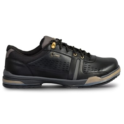 Hammer Boss Black/Gold Mens Bowling Shoes