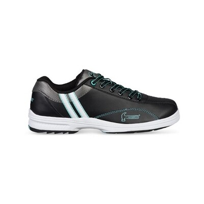 Hammer Vixen Black/Mint Right Handed Womens Bowling Shoes