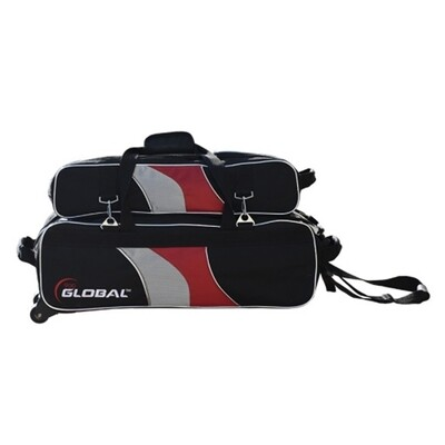 900 Global 3 Ball Airline Tote with Removable Pouch