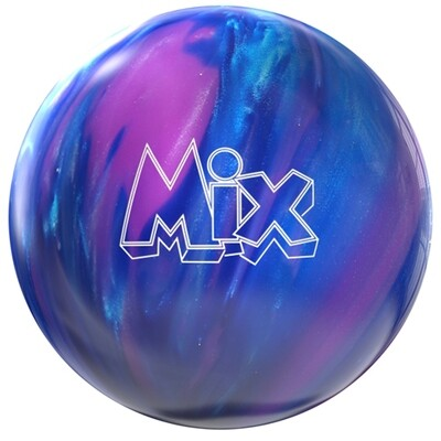 Storm Mix Sky/Cobalt/Aqua Bowling Ball