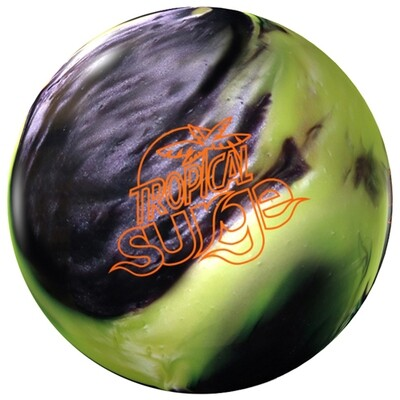 Storm Tropical Surge Yellow/Black Bowling Ball