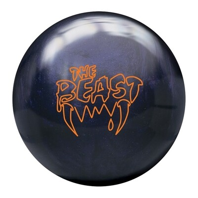Columbia 300 Beast Purple Sparkle Bowling Ball