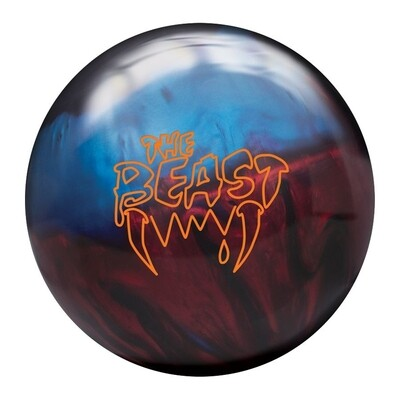 Columbia 300 Beast Blue/Red/Black Bowling Ball