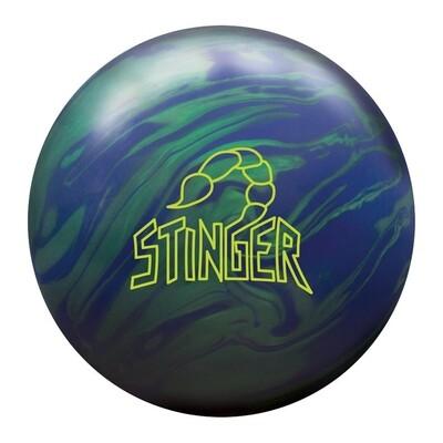 Ebonite Stinger Hybrid Emerald Pearl/Navy Bowling Ball