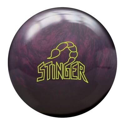 Ebonite Stinger Plum Pearl Bowling Ball