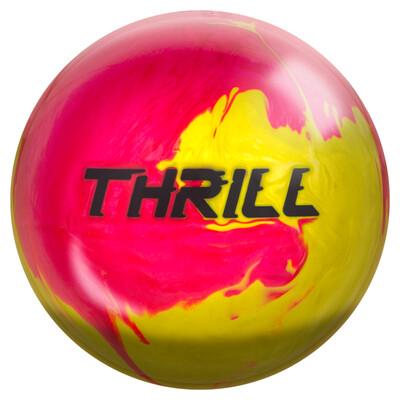 Motiv Thrill Pink/Yellow Bowling Ball