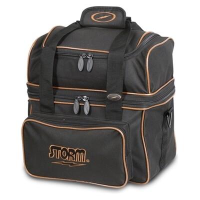 Storm Flip Single Black/Gold Bowling Bag
