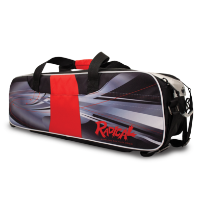 Radical Slim Triple 3 Ball Tote Bowling Bag