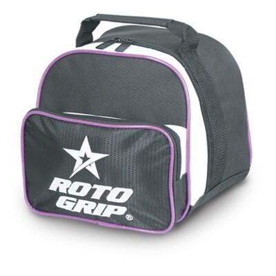 Roto Grip Caddy Black/Purple 1 Ball Bowling Bag