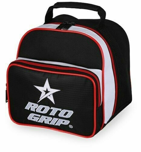 Roto Grip Caddy Black/Red 1 Ball Bowling Bag