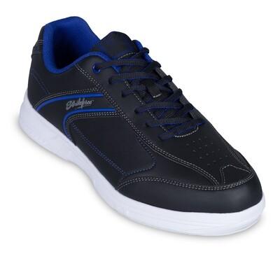 KR Strikeforce Flyer Lite Black/Blue Mens Bowling Shoes