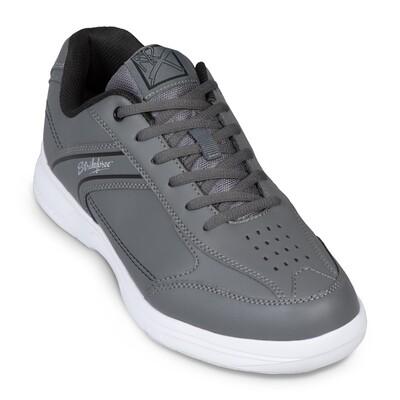 KR Strikeforce Flyer Lite Slate/Black Mens Bowling Shoes