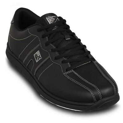 KR Strikeforce O.P.P Black Mens Bowling Shoes