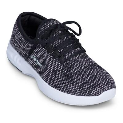 KR Strikeforce Maui Black/Plum Womens Bowling Shoes