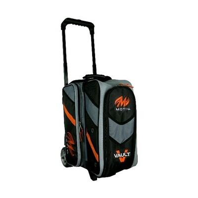 Motiv Vault Orange 2 Ball Roller Bowling Bag