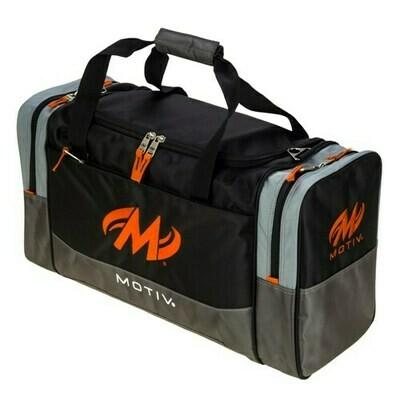 Motiv Shock Double Orange 2 Ball Bowling Bag