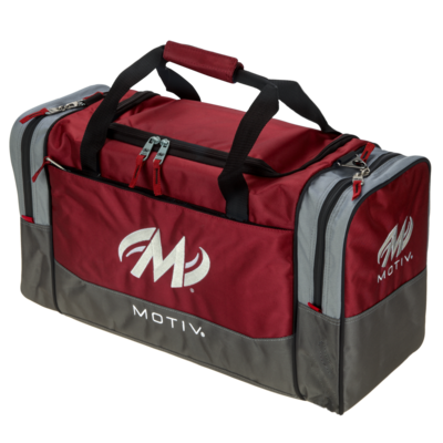 Motiv Shock Double Red 2 Ball Bowling Bag